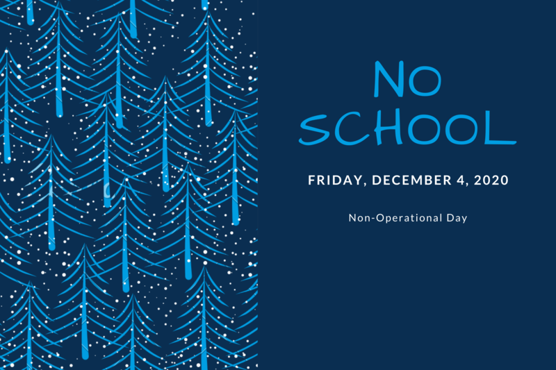 No School - Non Operational Day Featured Photo