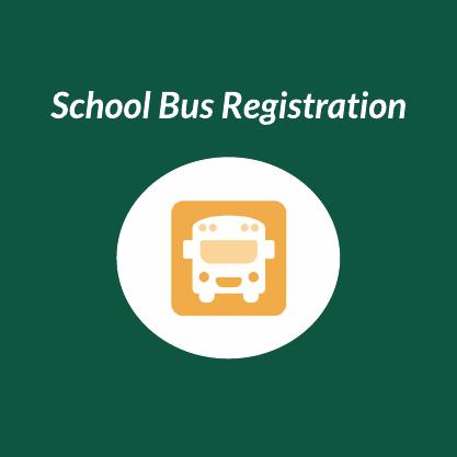 School Bus Registration Featured Photo