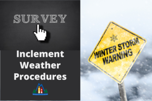 Survey - Inclement Weather Procedures