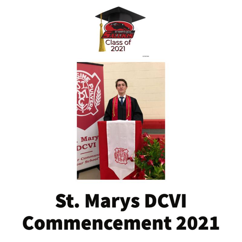 St. Marys DCVI Commencement 2021