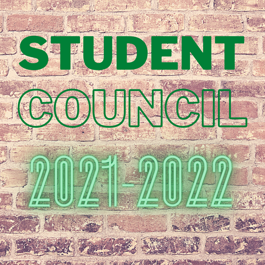 STUDENT COUNCIL 2021 - 2022 Featured Photo