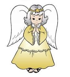 Angel graphic