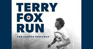 Terry Fox Run Featured Photo