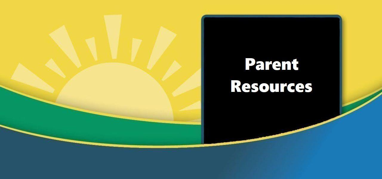 Parent resources for Learning