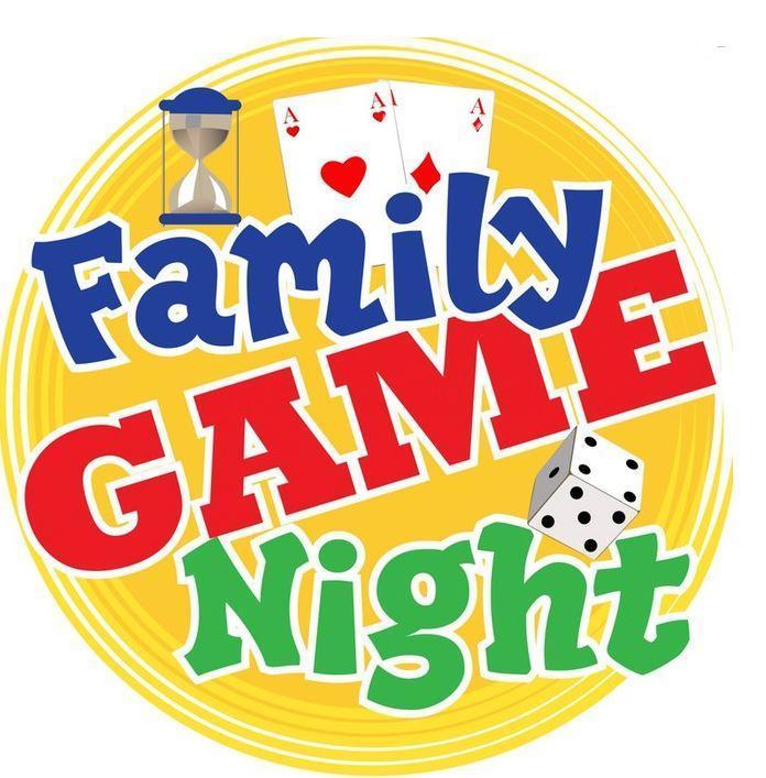 Family math game night