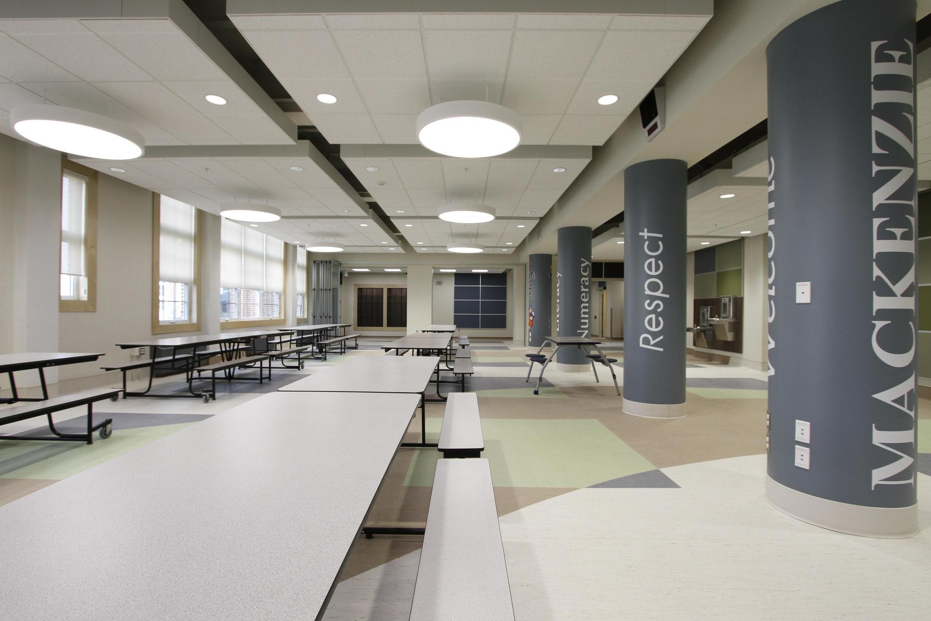 Mackenzie School Common Area