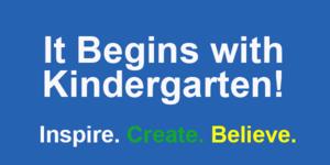 Kindergarten Registration 2020-2021 Featured Photo